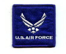 U.S.AIRFORCEワッペンエンブレム