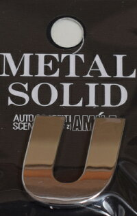 METALSOLIDエンブレムU