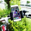 バイク用品自転車スマホホルダー