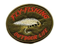 FLY-FISHINGワッペン