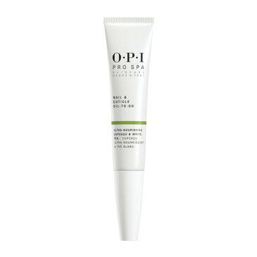 OPI オーピーアイ プロスパ ネイル&キューティクルオイル トゥゴー 7.5mL【ネイルオイル】