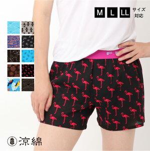 通販限定 涼綿 トランクス メンズ 特価商品 和柄 動物柄 男性用 パンツ 綿 コットン 日本製 プレゼント ギフト