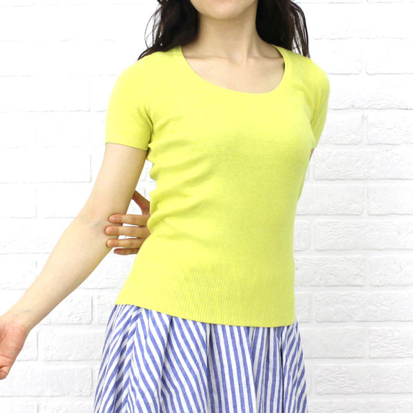 トップス, Tシャツ・カットソー 20! three dots U IF1S-001N-0441401