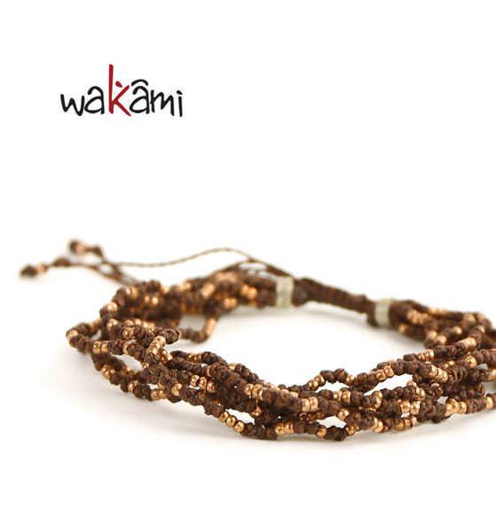 レディースジュエリー・アクセサリー, ブレスレット 10!wakami() 7 Life is what...WA0373-3171501M 251F-W