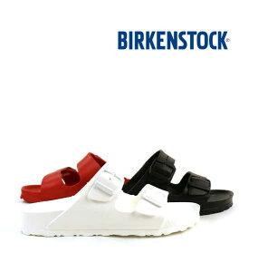 """BIRKENSTOCK(ビルケンシュトック)EVA素材 ダブルストラップ サンダル """"ARIZ…"""