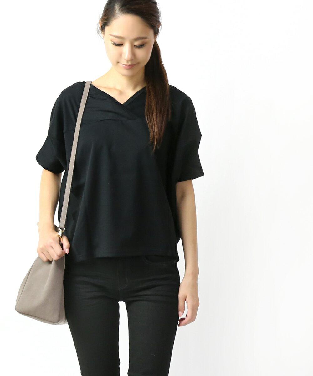 トップス, Tシャツ・カットソー 20!STOCKINTELLIGENCE() 2WAY BCB-19-01-4531902M 55
