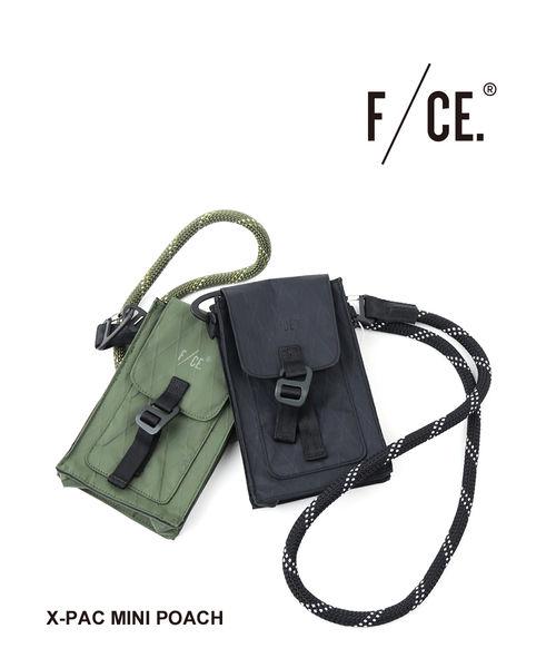 レディースバッグ, ショルダーバッグ・メッセンジャーバッグ 20!FCE.() X-PAC MINI POACH F2002XP0055-4392101M 55