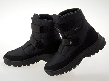 パジャー PAJAR AUSTIN オースティン SNOW BOOTS WATERPROOF スノーブーツ 防水加工 ICE GRIPPER仕様 BLACK ブラック #austin-blk