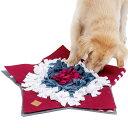 【2020年新発売 送料無料】ペットおもちゃ 訓練毛布 犬 猫 ペットノーズワー