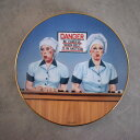 90's I Love Lucy Plate Collection