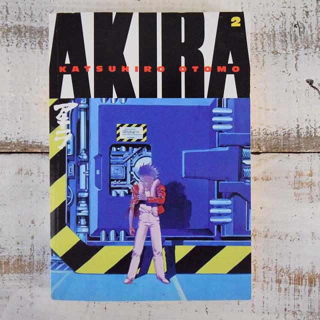 バッグ・小物・ブランド雑貨, その他 00s AKIRA Vol.2 KATSUHIRO OTOMO Dark Horse Comics