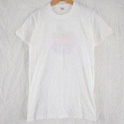 70'sAppleUSA製レインボーアップルロゴバックプリントTシャツ70年代アップルマック企業スティーブジョブス【古着】【ヴィンテージ】【中古】【メンズ店】