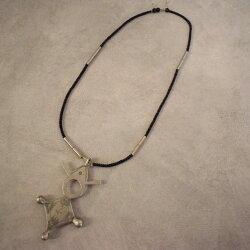 トゥアレグ族SilverNecklace民族アクセサリーシルバーネックレス【古着】【ヴィンテージ】【中古】【メンズ店】