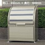 四国・ゴミストッカーGSAP2-0912SC(425L ゴミ袋9個 4世帯用)[G-876]【あす楽対応不可】【送料無料】ゴミ箱 ゴミ収集庫 ダストボックス ゴミステーション