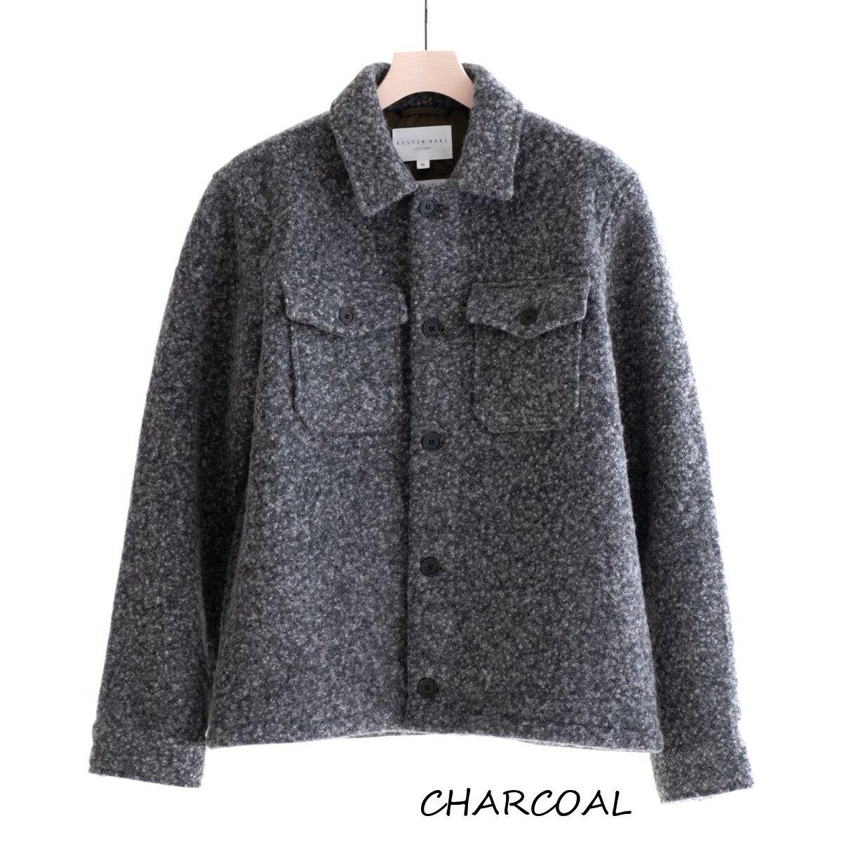 メンズファッション, コート・ジャケット SALE 20OFF KESTIN HARE FIELD OVERSHIRT (2) 3656-1011-1