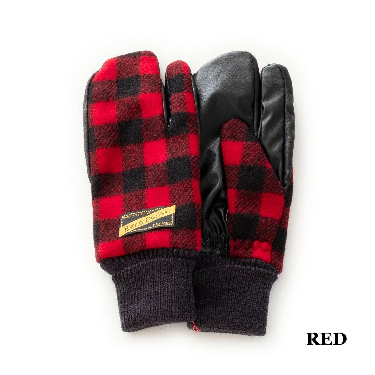 手袋・アームウォーマー, メンズ手袋 EVOLG EXIST (4 REDWHITEGREENBLUE) LET2705 GLOVE