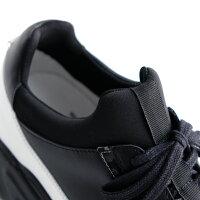 プラスツバサメロメロ(BLACK他3色)MERO-MERO+TSUBASAネオプレーンダッドスニーカーカーフレザーコンビプラットフォーム厚底スニーカーポルトガルメンズ送料無料