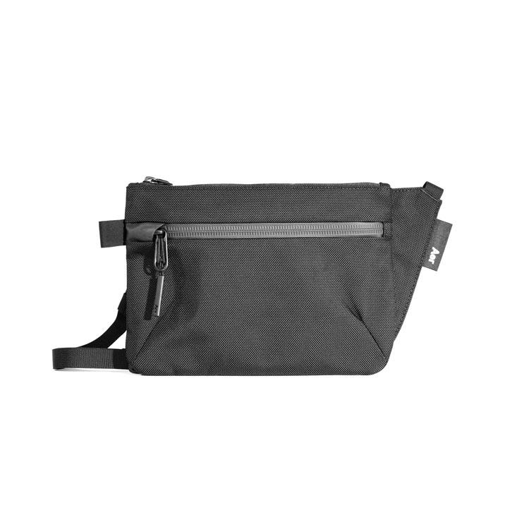 メンズバッグ, アクセサリーポーチ Aer Sling Pouch (Black) AER-21019 cordura bag
