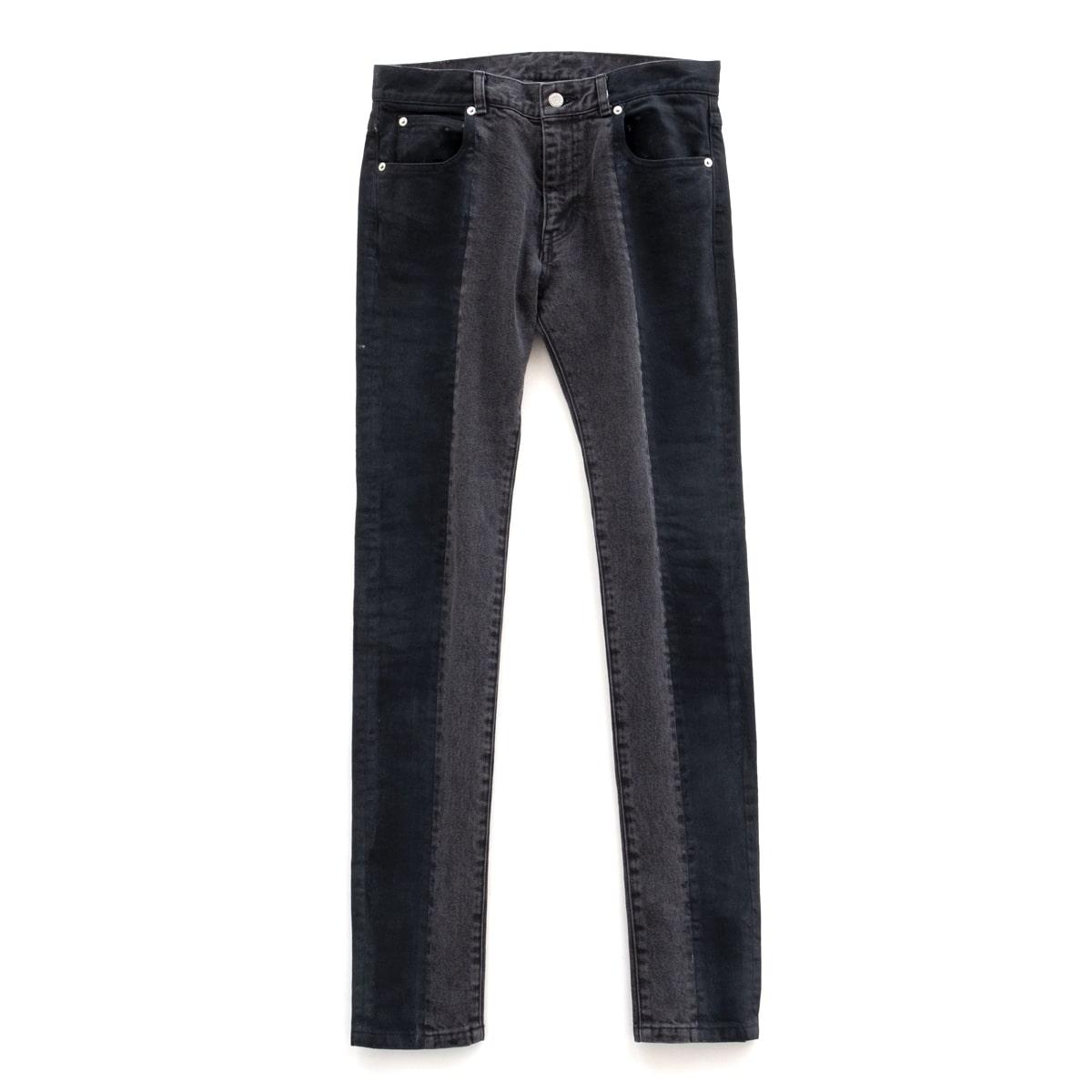 メンズファッション, ズボン・パンツ DISCOVERED 12.5oz Denim Skinny Pants (BLACK) DC-SS21-PT-03