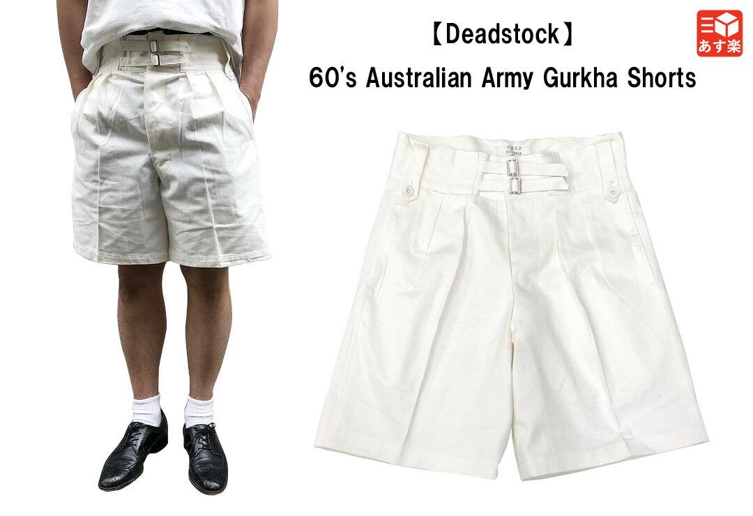 メンズファッション, ズボン・パンツ Deadstock60s Australian Army Gurkha Shorts ()33, 34, 36 mellow mellow