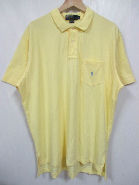 トップス, ポロシャツ Polo by Ralph Lauren XLBIG SIZEUSmellow