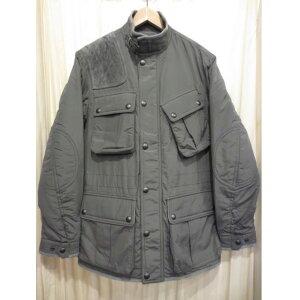 [منتج عينة] Ralph Lauren POLO GOLF / Ralph Lauren POLO GOLF Filling Nylon jacket Gray Notation (M) [جديد] [متجر لبيع الملابس المستعملة Rakuten Ichiba]