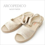 アルコペディコ(ARCOPEDICO)からクラッシックラインSHARP(シャープ)♪アンクルバンドのコンフォートサンダル♪外反母趾軽減にも!