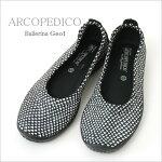 アルコペディコ(ARCOPEDICO)からBALLERINAGEO1(バレリーナジオ1)コンフォートシューズ♪足にフィットして歩きやすい!外反母趾予防にも!