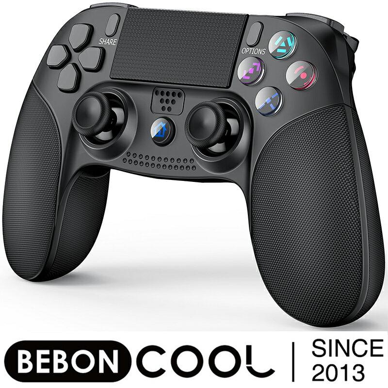 プレイステーション4, 周辺機器 PS4 4 BEBONCOOL ps4 PS4ProSlim Bluetooth HD LED