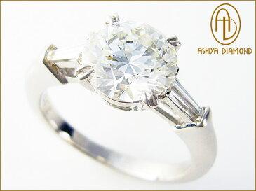 「39ショップ」ダイヤモンドリング/2.0ct 0.25ctプラチナ900指輪/芦屋ダイヤモンド/極KIWAMI