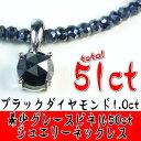 25万円→25,000円90%OFF!ブラックダイヤモンド(1.0ct)グレースピネル合計...