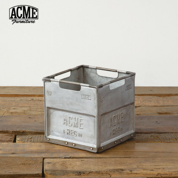 ACME Furniture(アクメファニチャー)ACME STEEL BOX(アクメスチールボックス)