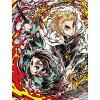 劇場版「鬼滅の刃」無限列車編(_完全生産限定版)(BD+CD+DVD)(Blu-ray)/_鬼滅の刃_(Blu-ray)_[特典なし]