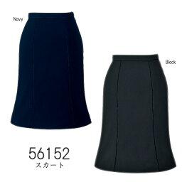 【ジョア】事務服 マーメイドスカート(17-19号)大きいサイズ 56152 JOIE