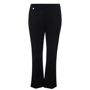 Ralph Lauren Lauren Lauren Ladies Bottoms Pants [LRL Belmira Flare Pant] Black