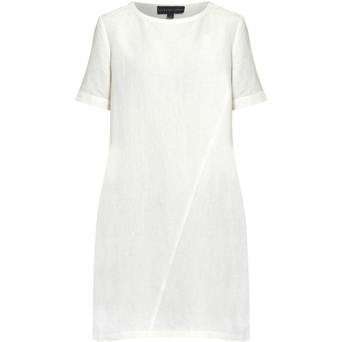 ヘレンマクアリンデン Helen McAlinden レディース ワンピース ワンピース・ドレス【Anna White Linen Tunic】White