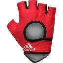 アディダス adidas メンズ フィットネス・トレーニング グローブ【Essential Training Gloves】Pink 2