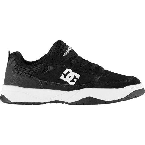 ディーシー DC メンズ スケートボード シューズ・靴【Shoes Penza】Black BKW