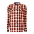 ヘリーハンセン メンズ トップス カジュアルシャツ【Helly Hansen Marstrand flannel shirt】Red