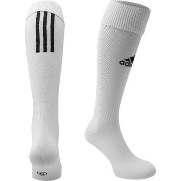 アディダス adidas メンズ サッカー ソックス【Football Santos 18 Knee Socks】White/Black