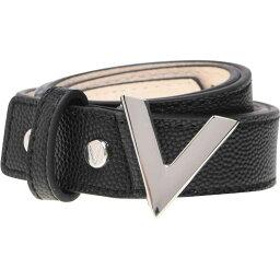 マリオ バレンチノ Valentino Bags レディース ベルト 【Divina Skinny Belt】Nero