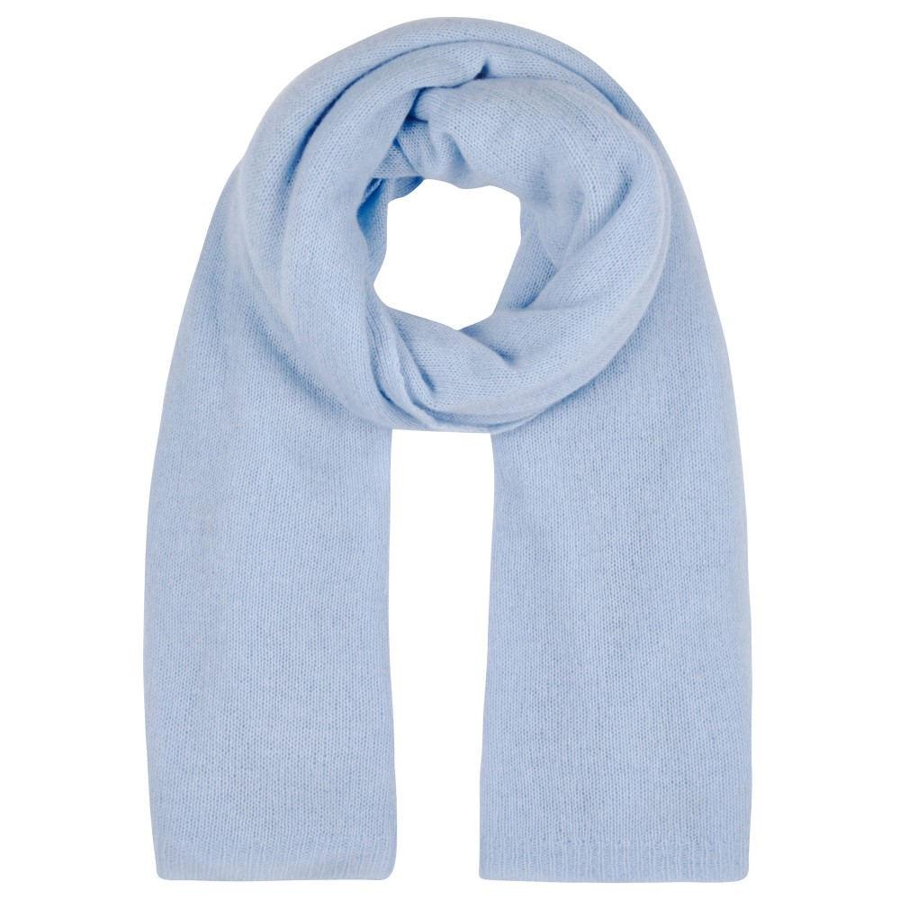 ウィンザー ロンドン レディース マフラー・スカーフ・ストール【Winser Cashmere Wrap】blue:フェルマート