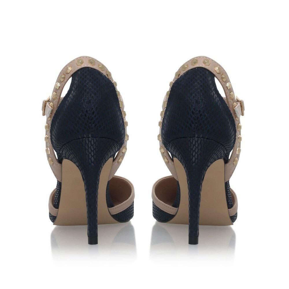 カーベラ レディース シューズ・靴 サンダル・ミュール【Kankan Sandals】navy