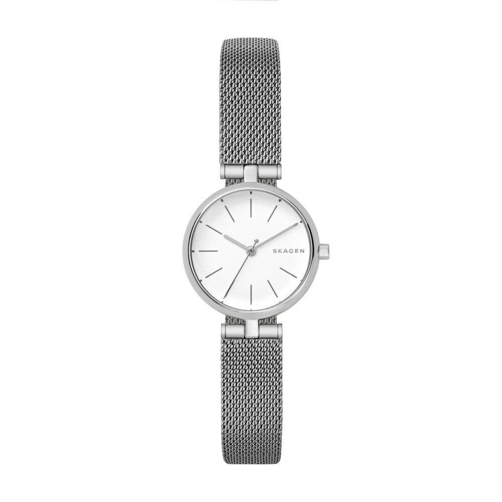 スカーゲン レディース 腕時計【Skw2642  Signatur Watch】silver