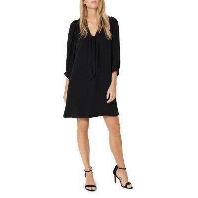 242af8029a648 ダンセル レディース ワンピース·ドレス ワンピース Tabi Dress black ...