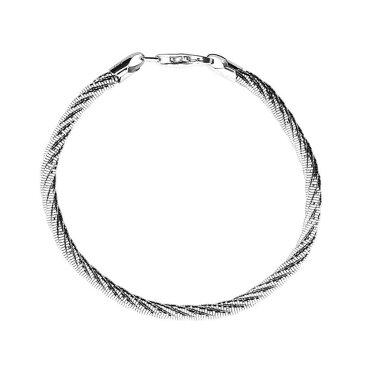 Azendi レディース ジュエリー・アクセサリー ブレスレット【Five-strand Rope Bracelet】