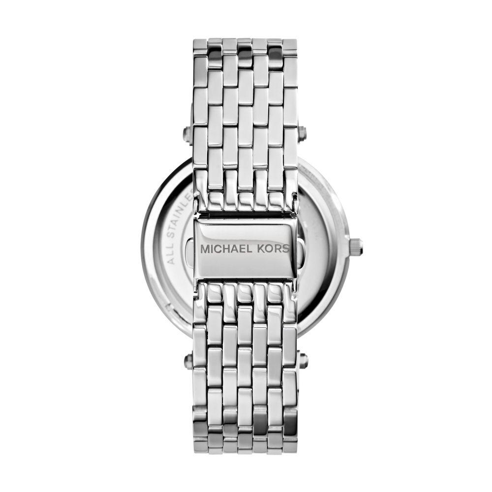 マイケル コース レディース 腕時計【Mk3190 Bracelet Watch】silver metallic
