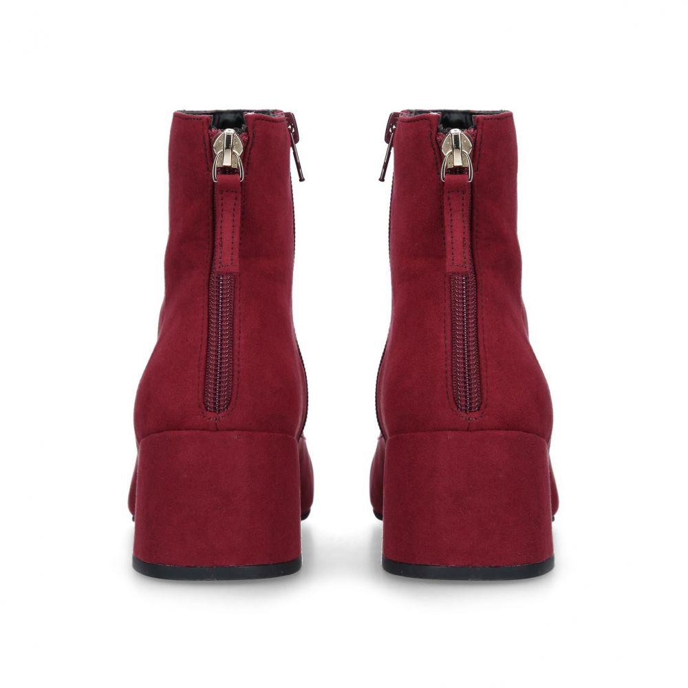 ミス ケージー Miss KG レディース シューズ・靴 ブーツ【Jen Ankle Boots】red