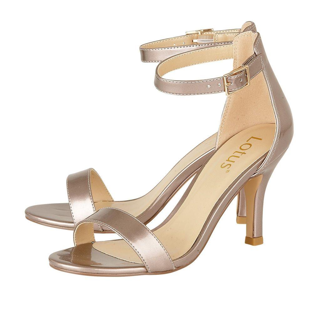 ロータス Lotus レディース シューズ・靴 サンダル・ミュール【Aveley Open Toe Sandals】pink