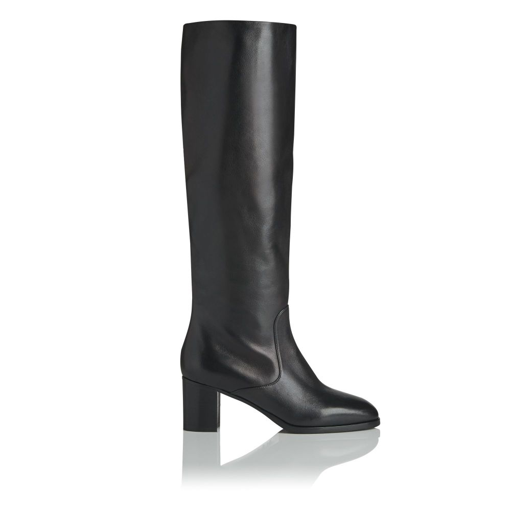 L.K.ベネット L.K.Bennett レディース シューズ・靴 ブーツ【Ammy Knee Boots】black